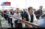 یک میلیون زائر اربعین حسینی از مرز خسروی تردد میکنند