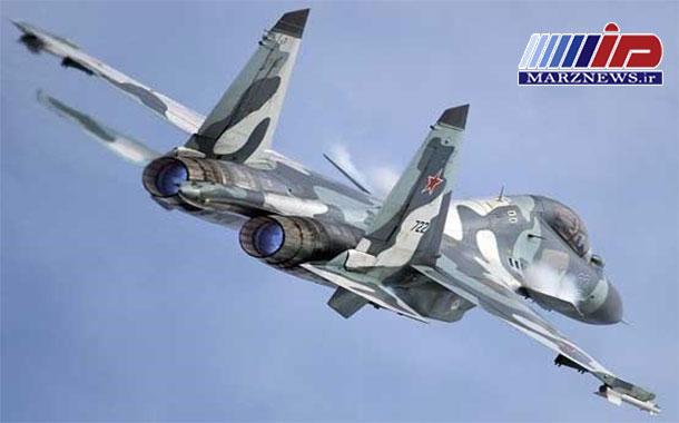 حملات هوایی روسیه به مناطقی در ادلب