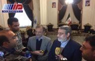 در بازگشت از سفر قرقیزستان وزیر کشور وارد مشهد شد