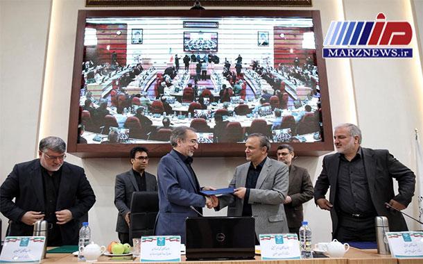 تفاهم نامه مشترک طرح انتقال آب از سواحل چابهار به شرق کشور منعقد شد
