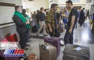 روزانه ۱۷۰ زائر از طریق مرز خسروی عازم عراق میشوند