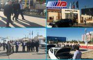  بازدید مدیر عامل بیمه ایران از مراکز خدمت رسانی این شرکت در مشهد