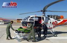 ۸ فروند بالگرد اورژانس ویژه اربعین در مرز مهران مستقر میشود