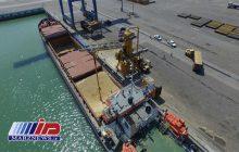 رشد ۷۷درصدی صادرات کالا در بندر امیرآباد در سال جاری