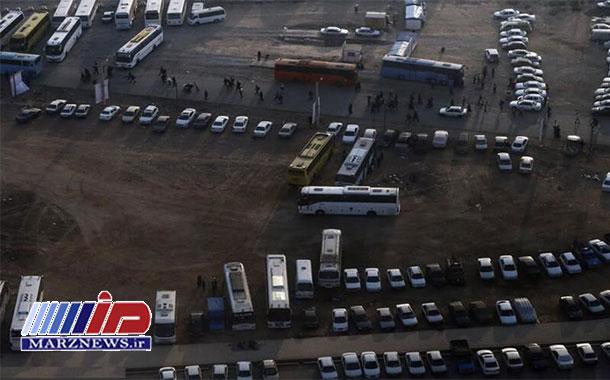 چهارهزار اتوبوس برای جابجایی زائران اربعین حسینی