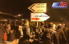 تردد ۵۰۰ هزار نفر طی ۲۵ روز گذشته از مرز مهران