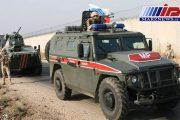 گشتزنی روسیه در نزدیکی مرز سوریه با عراق