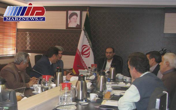 جلسه هماندیشی مدیران کل پدافند غیرعامل استانها