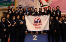 تیم تکواندو  اسپریچو در جام آینده سازان المپیک نایب قهرمان شد