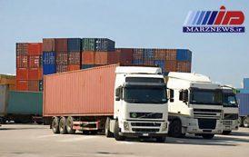 بارگیری کامیونهای عراقی در مرز مهران از فردا به روال قبل برمیگردد