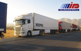 صادرات از پایانه های مرزی سیستان وبلوچستان به مرز ۲میلیون تن رسید