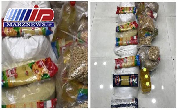 توزیع ۱۰۰ بسته معیشتی به خبرنگاران البرزی
