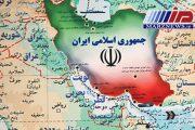 مرزهای سیاسی و مرزهای طبیعی ایران