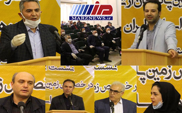 نشست تخصصی سازمان نظام مهندسی ساختمان استان اردبیل