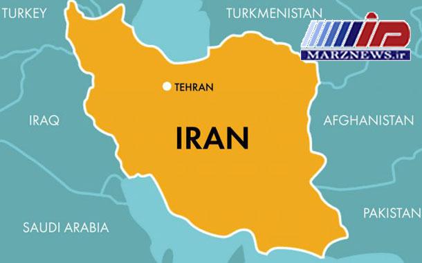 مرزهای ایران با کشورهای همسایه