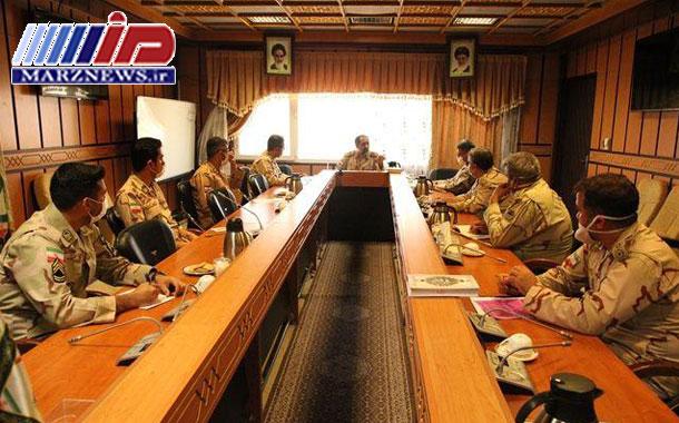 استفاده از ظرفیت رسانه ها برای انعکاس مطلوب ماموریت های مرزبانان