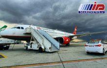 برقراری پرواز فوق العاده ازمیر- تهران