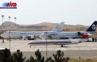 پروازهای خارجی فرودگاه پیام از سر گرفته شد