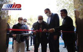 افتتاح سالن ورزشی شهید حاج قاسم سلیمانی در منطقه ویژه اقتصادی پیام