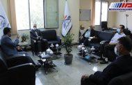 بازدید رئیس دانشگاه علم و فرهنگ از پارک علم و فناوری البرز