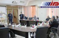 بررسی پیشرفت پروژههای در دست اقدام  پارک علم و فناوری البرز و مجتمع تحقیقاتی شهدای جهاددانشگاهی