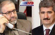 گفت وگوی تلفنی معاون امنیتی و انتظامی وزارت کشور با همتای ترکیه ای