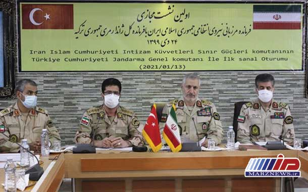 لزوم تقویت و توسعه مناسبات مرزی ایران و ترکیه