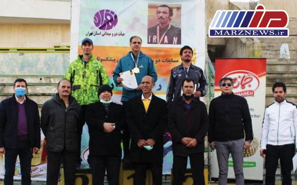 برگزاری مسابقات دو و میدانی پیشکسوتان استان تهران