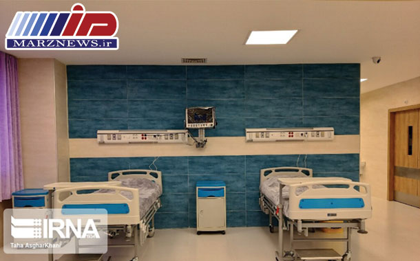بیمارستان شهرستان مرزی سردشت صاحب بخش شیمی درمانی میشود