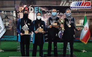 قهرمان نخستين دوره مسابقات جام ستارگان پدل بانوان مشخص شد