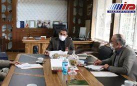 نشست مشترک مدیرکل امور اتباع و مهاجرین خارجی وزارت کشور با رئیس نمایندگی موسسه سکوا در ایران