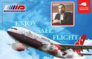 کسب رتبه اول ایمنی بازرسی رمپ در بین 17 شرکت هواپیمایی داخلی