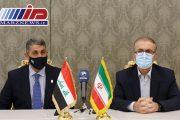 نشست مشترک خبری ذوالفقاری و مشاور عالی وزیر کشور عراق