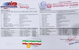 ایران، سرپرست یکی از تیم های اعزامی به قله اورست شد