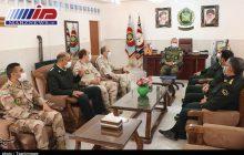 همافزایی فرماندهان انتظامی، مرزبانی و ارتش در کردستان