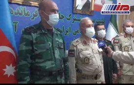واگذاری تامین امنیت شمال سدهای مرزی به مرزبانان آذری