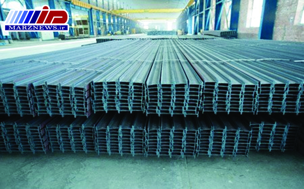 ارسال اولین محموله صادراتی گروه صنایع فولاد صبح پارسیان به عراق