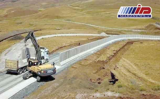 اخبار تازه از حصار ترکیه در مرز با ایران