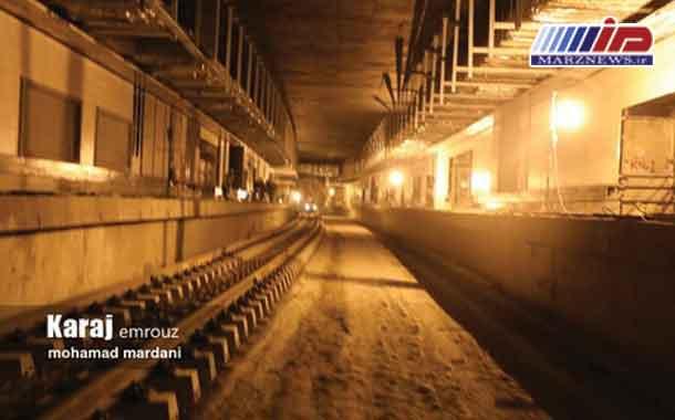تکمیل متروی کرج نیازمند تداوم حمایتهای دولت است