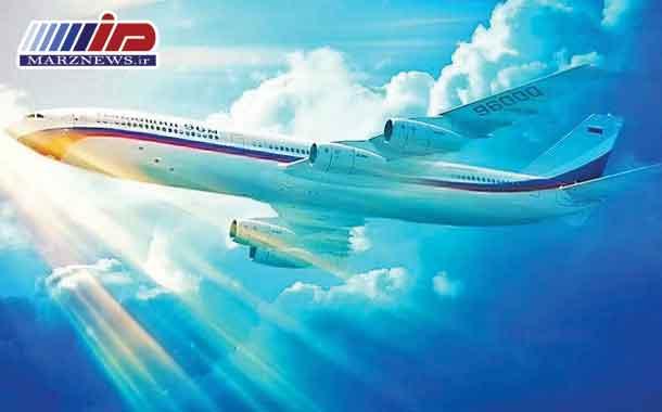 دستور رئیس جمهور روسیه برای ساخت دو فروند هواپیمای