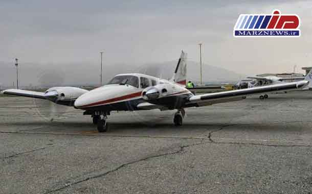 مجوز نخستین تاكسی هوایی در فرودگاه بین المللی پیام صادر شد