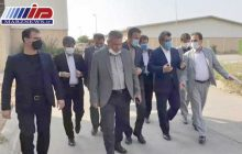 معاون اقتصادی وزیر کشور از واحدهای صنعتی استان قزوین بازدید کرد