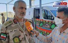 تأمین امنیت پایدار در مرزهای استان خوزستان و ایلام