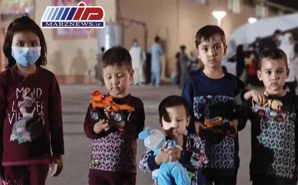 خبرنگاران رسانههای خارجی از کمپ پناهجویان افغانستانی در زاهدان بازدید کردند