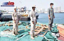 بیش از ۱۷ میلیارد ریال کالای قاچاق در حوزه دریایی گناوه کشف شد