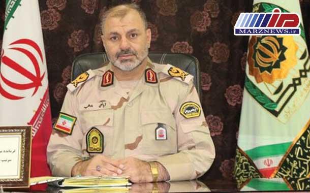 مهار احشام در مرزهای خراسان شمالی ۴۰ درصد افزایش یافت